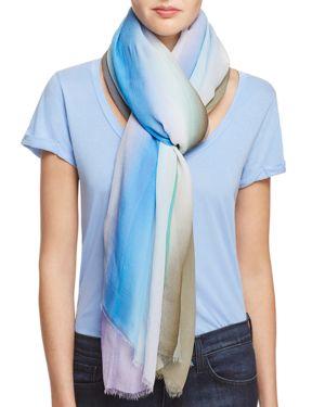 Larioseta Rainbow Silk Scarf