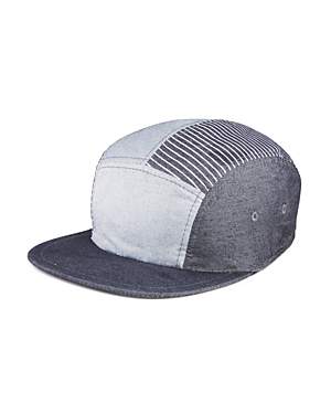 Overhead Patchwork Five-Panel Cap