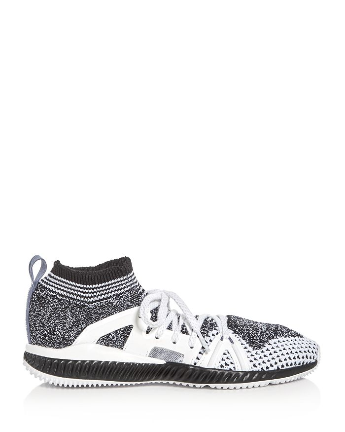 separation shoes 31604 925d0 adidas by Stella McCartney - Womens Crazytrain Bounce Lace Up Sneakers