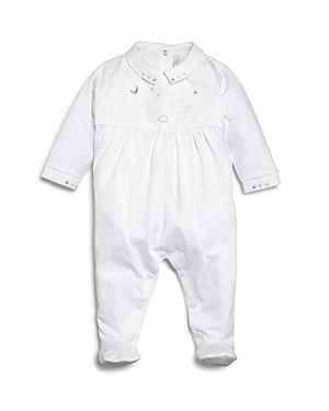 Tartine et Chocolat Unisex Embroidered Footie  Baby