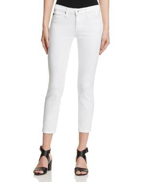 Ag Stilt Crop Jeans in White 2513490