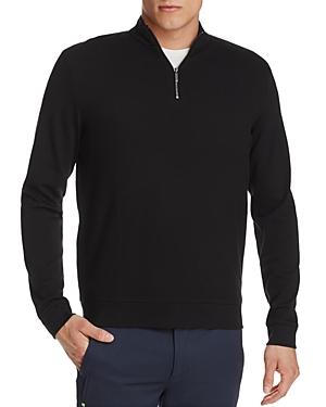 Boss Sidney Half-Zip Sweater