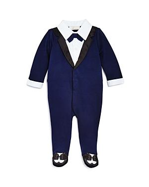 Miniclasix Boys Tuxedo Footie  Baby