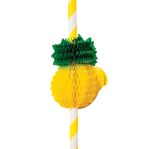 Sunnylife Tropical Straws, Set of 12