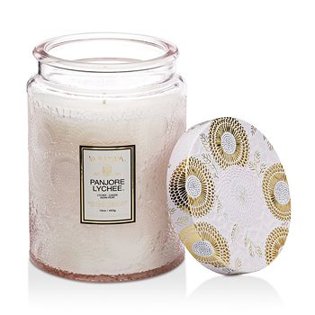 Voluspa - Japonica Panjore Lychee Large Glass Candle
