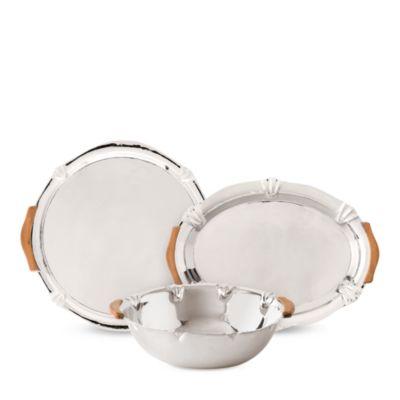Kensington Handled Platter