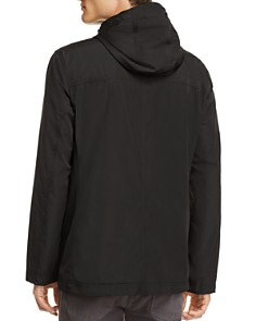 Cole Haan - Hooded Rain Jacket