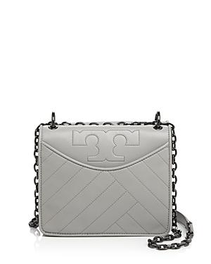 Tory Burch Alexa Convertible Leather Shoulder Bag