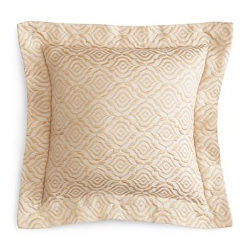 "Frette - Lux Rosette Decorative Pillow, 20"" x 20"""