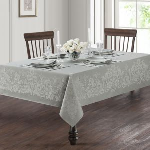 Waterford Celeste Tablecloth, 70 x 104