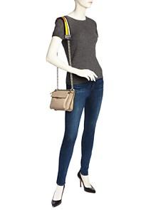 Marni - Bandoleer Leather Shoulder Bag