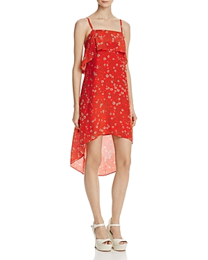Alice + Olivia Reese High/Low Dress