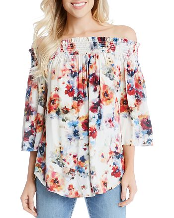 Karen Kane - Off-The-Shoulder Top