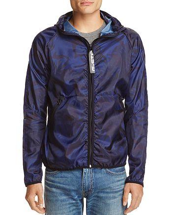 G-STAR RAW - Strett Hooded Gym Bag Jacket