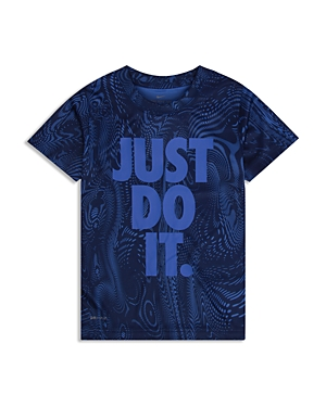 Nike Boys' Just Do It Performance Tee - Little Kid
