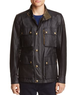Belstaff Trialmaster Waxed Cotton Field Jacket