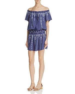 Parker Tammy Off-The-Shoulder Dress