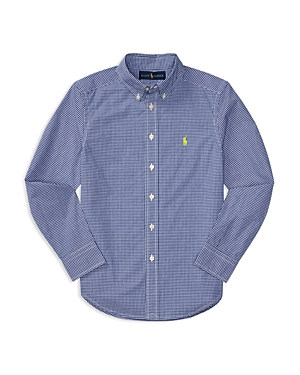 Ralph Lauren Childrenswear Boys' Poplin Shirt - Big Kid