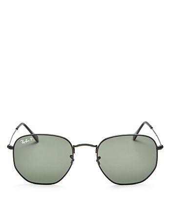 Ray-Ban - Unisex Polarized Square Sunglasses, 59mm