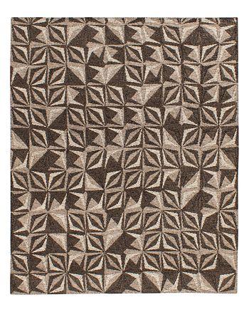 Lillian August - Samoa Collection Area Rug, 9' x 12' - Gray/Silver