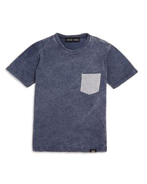 Vintage Havana Boys' Pocket Tee - Big Kid