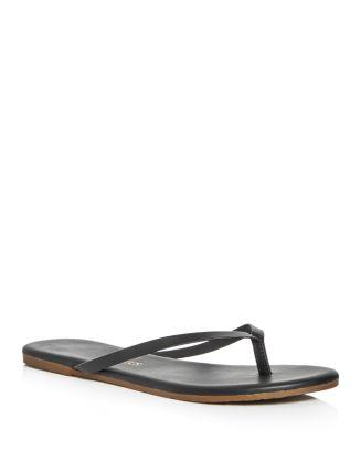 Women's Liners Flip Flops by Tkees