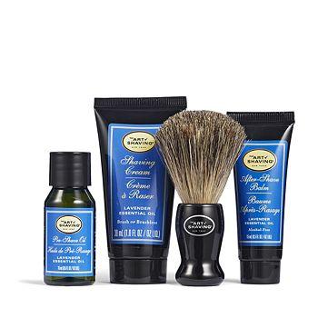 The Art of Shaving - The Art of Shaving 4 Elements Starter Kit: Lavender