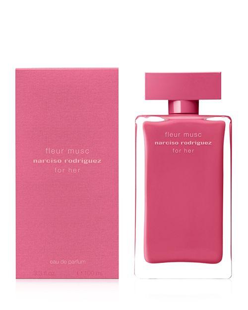 Narciso Rodriguez - For Her Fleur Musc Eau de Parfum 3.3 oz.