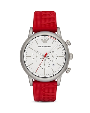 Emporio Armani Luigi Watch, 46mm