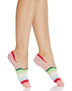 Happy Socks Bright Stripe Liner Socks