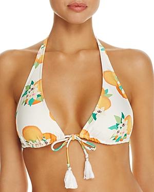 kate spade new york Halter String Bikini Top