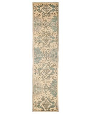 Solo Rugs Eclectic Runner Rug, 2'6 x 10'6