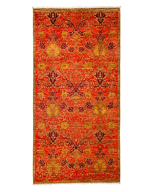 Solo Rugs Arts and Crafts Area Rug, 4'3 x 8'4