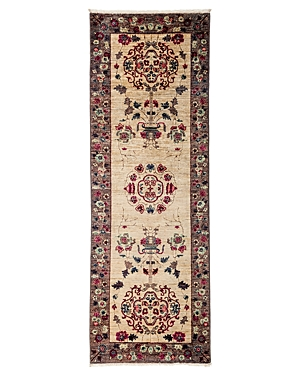 Solo Rugs Suzani Runner Rug, 2'9 x 7'10
