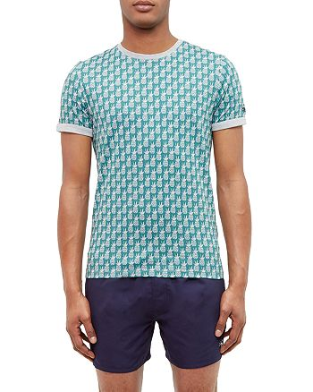beadf713a1 Ted Baker All Over Printed Pineapple Tee | Bloomingdale's