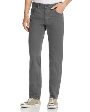 Boss Green C-Maine Straight Fit Jeans in Gray
