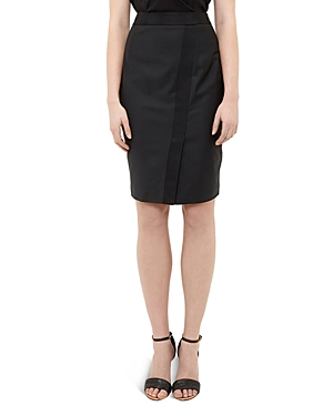 Ted Baker Tiornas Faux-Wrap Pencil Skirt