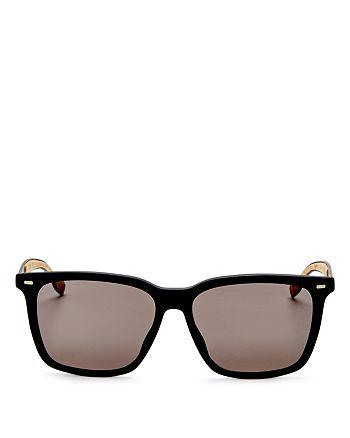 HUGO - Men's Square Sunglasses, 56mm