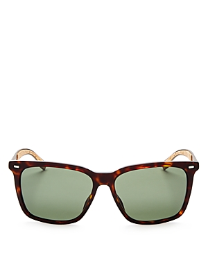 Hugo Boss Square Sunglasses, 56mm