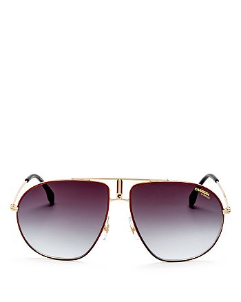 Carrera - Men's Aviator Sunglasses, 62mm