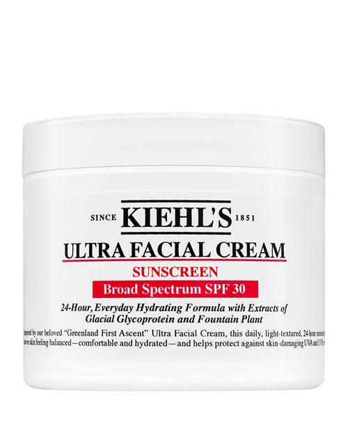 Kiehl's Since 1851 - Ultra Facial Cream Sunscreen SPF 30 4.2 oz.