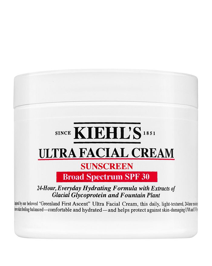 Kiehl's Since 1851 - Ultra Facial Cream Sunscreen SPF 30 4.2 oz.