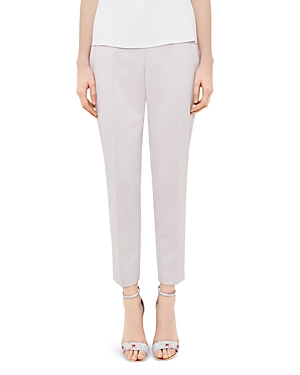 Ted Baker Textured Tapered Pants