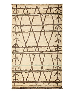 Solo Rugs Moroccan Area Rug, 4'9 x 8'1