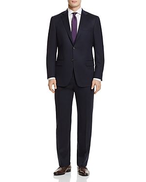 Hart Schaffner Marx Solid Basic New York Classic Fit Suit