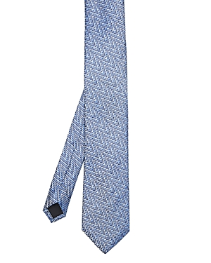 Ted Baker Zigzag Skinny Tie