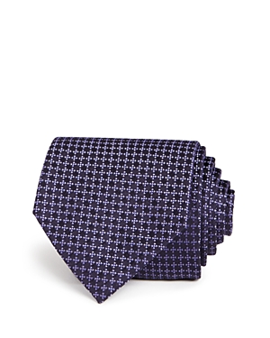 Armani Collezioni Dot and Diamond Classic Tie