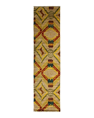 Ikat Collection Oriental Rug, 2'8 x 10'5