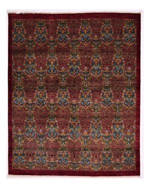 Bloomingdale's Suzani Collection Oriental Rug, 8'1 x 9'9