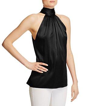 Ramy Brook - Lori Back-Tie Silk Top
